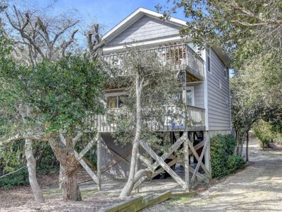 Photo for Chasn' Surf Vacation Rental - Secluded Paradise Awaits You