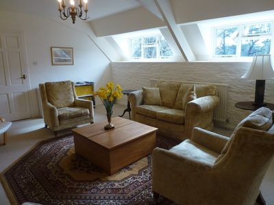 The Coach House sitting room