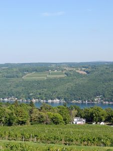 Photo for Relax Right On The Keuka Lake Wine Trail And Enjoy The View