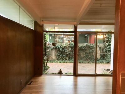 Photo for Magical mid-Century modern gem in the Joseph Eichler architectural style!