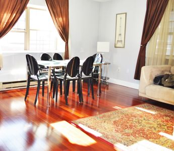 Photo for Entire clean condo with 3 beds/2br and parking in Charlestown Boston near center