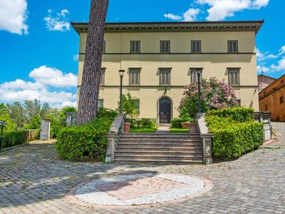 Photo for Graceful Apartment in San Miniato with Swimming Pool