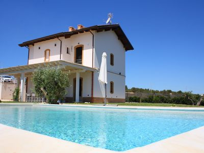 Photo for CASELLO 12, Holiday Apartment in Sicily, swimming pool, sea and relax!