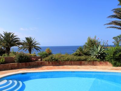 Photo for Traditional 3 Bedroom Villa with Stunning Sea Views
