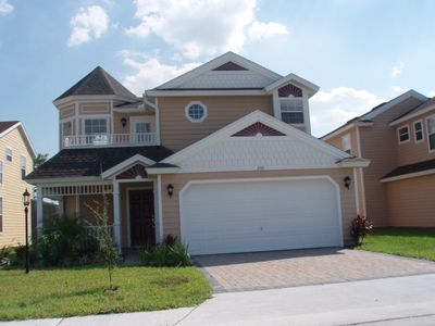 Photo for Stunning 4BR/3.5BA Disney golf vacation home, private pool