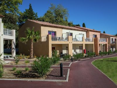 Photo for Attractive and beautiful holiday park on the bay of Saint Tropez