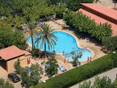 Photo for Bungalows in Cambrils next to the sea. Camping
