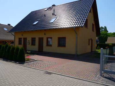 Photo for Holiday apartment in Baltic Sea Resort Zinnowitz, ideal for 2 adults and 2 child