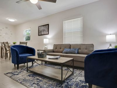 Perfect Extended Stay Retreat in Ideal Tampa Location!