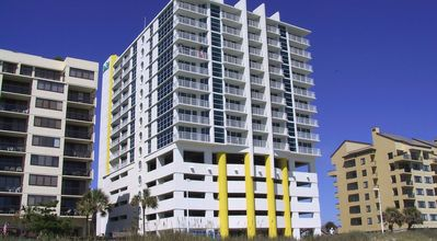 Photo for Luxury 2BR/2BA Oceanfront unit in Crescent section of NMB