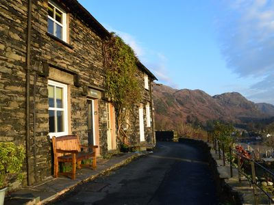 Photo for Holiday Cottage with Lake Views
