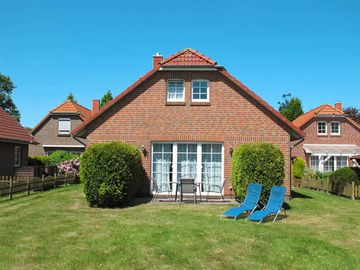 Vacation home in Norden, North Sea: Lower Saxony - 6 persons, 2 bedrooms
