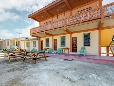 Photo for NEW LISTING! Two independent studios in the heart of town - walk to the beach
