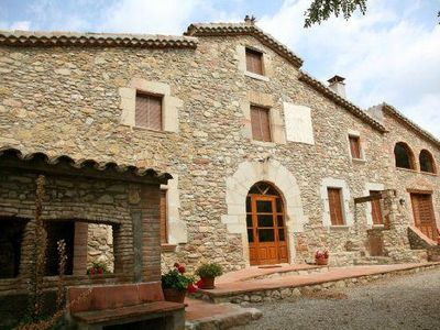 Photo for Self catering Can F��bregas del Bosc for 9 people