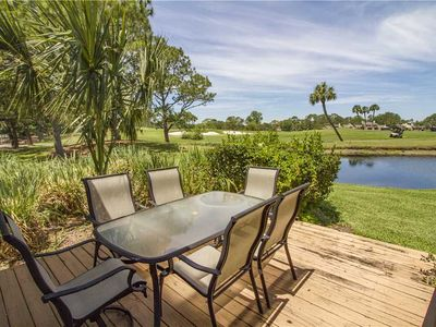 Photo for Ponte Vedra Cove 1, 3 Bedrooms, Golf View, Sawgrass Pool, Sleeps 8