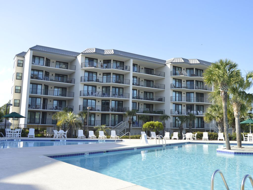 Pawleys Island Rentals Oceanfront With Pool