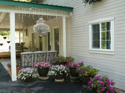 Photo for Liberty Way Inn is tucked In The Cascade Mountains Of Leavenworth, Washington