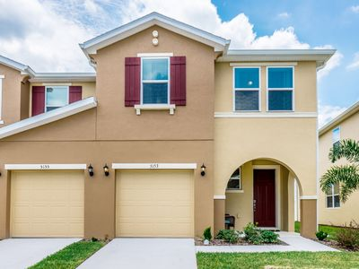 Photo for Beautiful 4 Bed Gated Pool Home At Compass BayResort From $120/nt!
