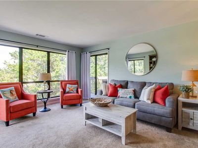 Photo for Moorings 0506 | Recently Renovated | Stone's Throw to Beach | Complex Pool | Hilton Head