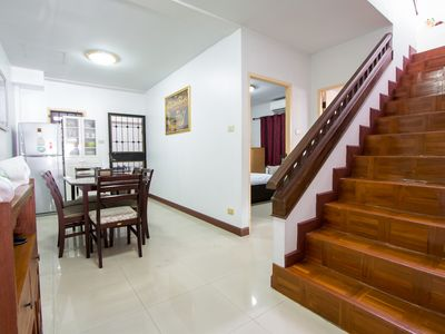 Photo for Large 3 Bedroom House in City Near Night Bazaar and Walking Distance to Old Town