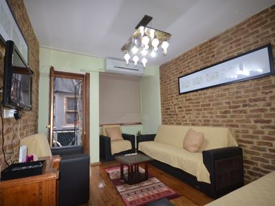Photo for Renovated Apartment İn The Heart Of The City