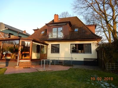 Photo for Quiet apartment in the Elbe suburb of Blankenese-Iserbrook