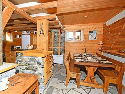 Photo for Chalet Pierra Menta - Chalet 5 rooms 10/12 people