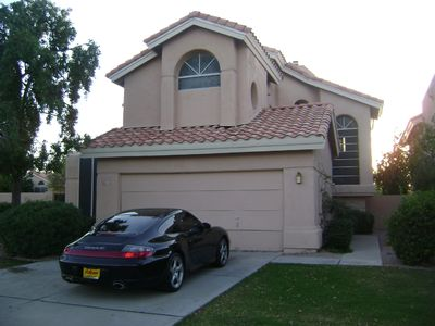Photo for Luxury, Elegant, Beautiful modern home with character, in Golf Club Community