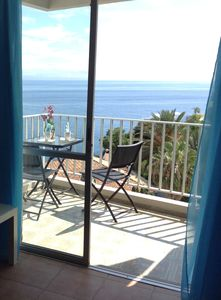 Photo for Bright Seafront Apartment In Funchal With Balcony And Private Pool