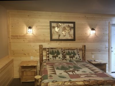 Photo for All brand new rooms! Beautifully done in a lodge theme!