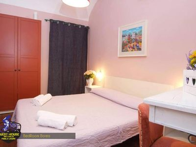 """Photo for Double room """"Borea"""" in the center of Finale Ligure"""