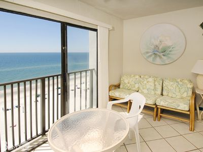 Photo for Vibrant and Colorful Beachfront Condo~Bender Vacation Rentals
