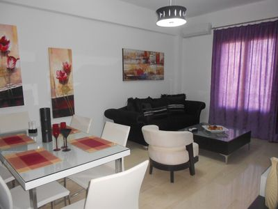 Photo for *Paradise City* Apartment in the center of Rethymno, near the sea