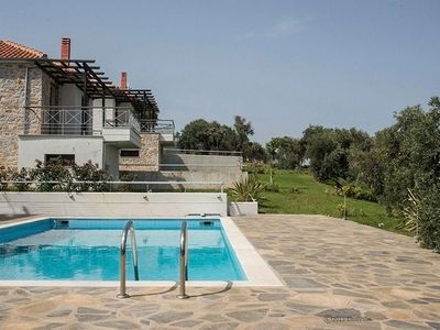 Photo for Elios Villa - Luxury Villa with pool for tranquility & relaxation