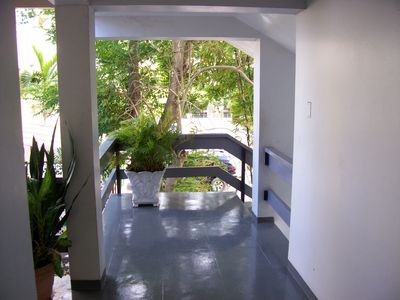 Photo for Beautiful Ocean Views, Montego Bay Studio near Doctors Cave Beach and Hip Strip