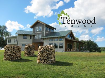 Photo for Fantastic Family Retreat - 4 or 6 Bedroom options - Tenwood Lodge