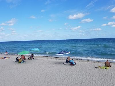 Photo for Oceanfront 2Bedroom/2 baths in Hollywood Beach, Florida
