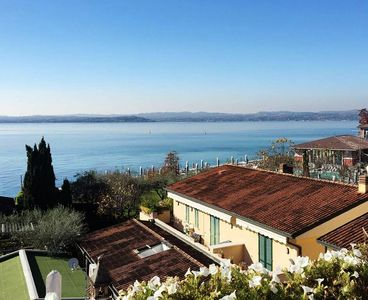 Photo for Elegant apartment in the best location - Apartment Fronte Lago