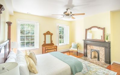 Photo for Stay with Lucky Savannah: Historic Jones Street Home with Private Parking!
