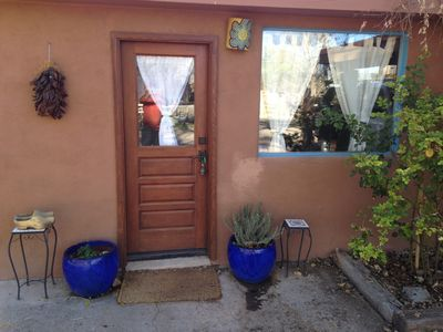 Photo for Corrales Casita with Private Garden