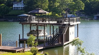 Photo for Beautiful New  Lakefront Home On Smith Mountain Lake.