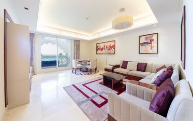 Photo for Charming Apt with Arabesque Sea View on the Palm Jumeirah