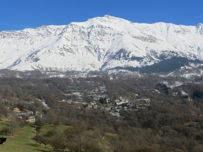 Photo for Panoramic view of the mountains - in a balneotherapy resort