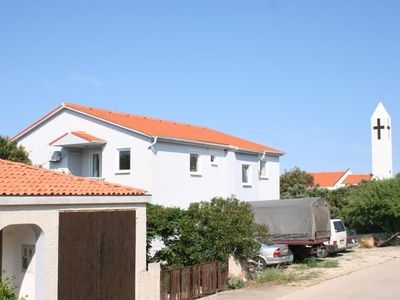 Photo for Apartment in Mandre (Pag), capacity 2+1