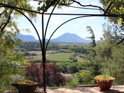Photo for Charming old dovecote with magnificent views, near the Gorges du Verdon