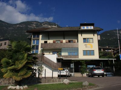 Photo for Sunny apartment in an ideal location to Lake Kaltern, historic village, grapevines