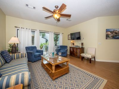 Photo for Ocean Breeze 61, 3 Bedroom, Tennis, Sleeps 6, Large Pool