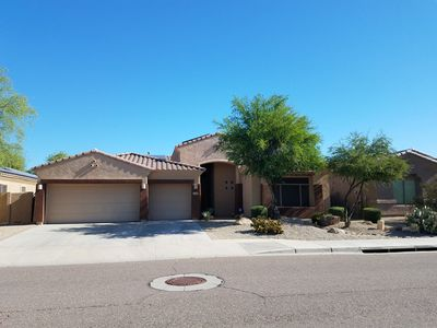 Photo for Stunning Home with Pool in Estrella Mountain Ranch Sleeps 8