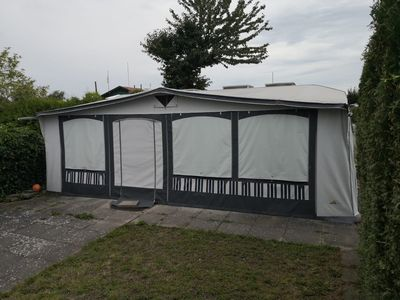 Photo for 2 caravans in Grömitz / Baltic Sea ** TOP LOCATION ** up to 8 people