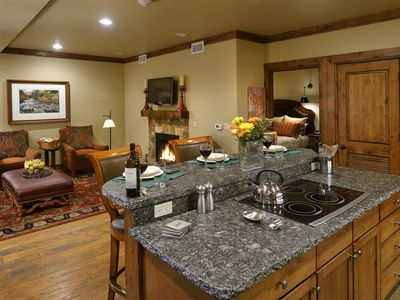 Photo for Beautiful Aspen Full Service Luxury Condo Available For X Games Week.. 1 Bed 1 B